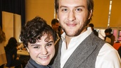 Fiddler on the Roof - Meet the Press - 10/15 - Melanie Moore and Nick Rehberger
