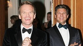 Drama League gala for NPH - 2014 - Neil Patrick Harris - David Burtka