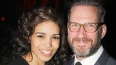 Ciara Renee, who will soon star in Pippin, catches up with Rocky bass player Alan Stevens Hewitt.