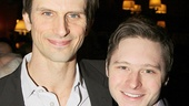Frederick Weller and Bobby Steggert play a happily married couple in the new play.