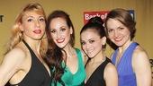 Cabaret - Opening - OP - 4/14 - Kristin Olness - Kaleigh Cronin - Andrea Goss - Jane Pfitsch