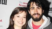 Beautiful - Actors Fund Performance - OP - 4/14 - Margo Seibert  -  Jahn Sood