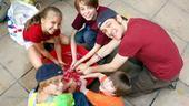 Tie-Dye with Hair - Andrew Kober - Matthew Mindler - Matthew Nardozzi - Catherine Missal - Dylan Riley Snyder