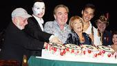 Phantom 9000 performance – Harold Prince – John Cudia – Andrew Lloyd Webber – Gillian Lynne – Ryan Silverman