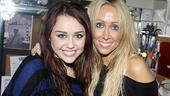 Miley Cyrus at Rock of Ages – Miley Cyrus – mom Tish