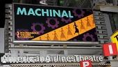 Machinal - Opening - signage