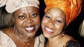 Fela Opening Night - Lillias White - daughter