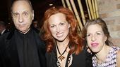 Addams Family Chicago opening – Marshall Brickman – Carolee Carmello – Jackie Hoffman