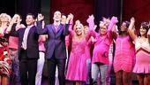 Legally Blonde London opening – curtain