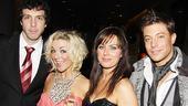 Legally Blonde London opening – Alex Gaumond – Sheridan Smith - Jill Halfpenny – Duncan James