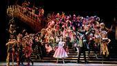 The Phantom of the Opera - London Show Photos - cast