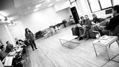 Next Fall Rehearsal - Sheryl Kaller