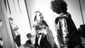 Hair 2010 Ad Photo Shoot - Vanessa Ray - Larkin Bogen
