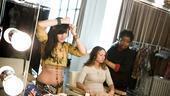 Hair 2010 Ad Photo Shoot - Cailan Rose - Vanessa Ray