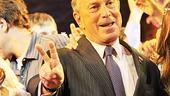 Mayor Bloomberg at Hair – Michael Bloomberg