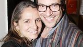 Lea Michele Visits American Idiot – Christine Jones – Michael Mayer