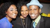 Hair London Opening Night – Patina Miller – Audra McDonald – Darius Nichols