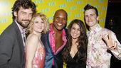 Hair London Opening Night – Kevin Kern – Megan Lawrence – Michael James Scott – Hannah Shankman – Gavin Creel