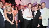 La Cage aux Folles Opening Night – Kelsey Grammer – Jerry Herman – Douglas Hodge (4)