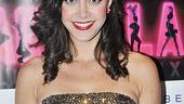 La Cage aux Folles Opening Night – Heather Lindell