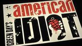 American Idiot Opening – sign