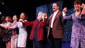 Sondheim on Sondheim Opening Night – cast