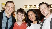 Daniel Radcliffe at Promises, Promises – Adam Perry – Daniel Radcliffe – Mayumi Miguel – Ryan Watkinson