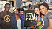 Hair Event at Bumble and Bumble – Terrence Thomas – Rashidra Scott – Erika Jerry – Diana DeGarmo – Anastacia McCleskey