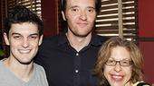 Kevin Chamberlin Sardis - Wesley Taylor - Jason Butler Harner  – Jackie Hoffman