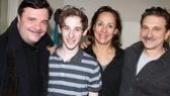 Nathan Lane at Brighton Beach Memoirs – Nathan Lane – Noah Robbins – Laurie Metcalf – Dennis Boutsikaris