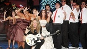 Rock of Ages wedding – Joel Hoekstra – wedding party