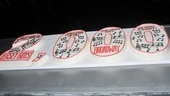 Jersey Boys 2,000th Performance – cake