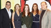 Julianne Moore at Freckleface Strawberry – creative team