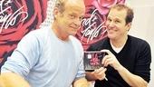 La Cage CD Signing – Kelsey Grammer – Douglas Hodge