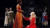 Show Photos - The Merchant of Venice - Marsha Stephanie Blake - Lily Rabe