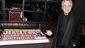 Jersey Boys Fifth Anniversary – Frankie Valli (cake)