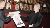 Jersey Boys at Sardi's – Bob Gaudio (unveiling)
