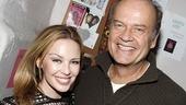 Kylie Minogue & Graham Norton at La Cage aux Folles – Kylie Minogue – Kelsey Grammer
