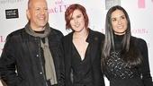 Love Loss March – Bruce Willis – Rumer Willis – Demi Moore