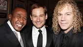 Catch Me If You Can Opening Night – Ben Vereen – Chad Kimball – David Bryan