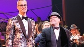 Catch Me If You Can Opening Night – Jerry Mitchell – Jack O'Brien (curtain call)