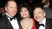 Catch Me If You Can Opening Night – Tom Wopat – Linda Hart – Marc Shaiman