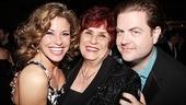 Catch Me If You Can Opening Night – Rachelle Rak – mother – Paul Wontorek