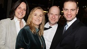 House of Blue Leaves Opening Night – Linda Wallem – Melissa Etheridge – Richie Jackson – Jordan Roth