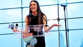 2011 Audience Choice Awards Ceremony – Sutton Foster