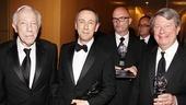2011 Tony Awards Winners Circle – Bernard Gersten - Nicholas Hytner - Nick Stafford - Andre Bishop
