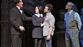 Show Photos - The Addams Family - Dougals Sills - Cortney Wolfson - Brian Justin Crum - Martin Vidnovic