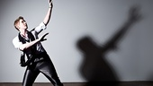 Gotta Dance! Justin Bohon of <I>The Book of Mormon</I> - 1