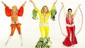 Mamma Mia! – 2012 Promotional Photos – Felicia Finley – Judy McLane – Lauren Cohn