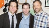 Judd Apatow at Grace – Paul Rudd – Mike Birbiglia – Judd Apatow